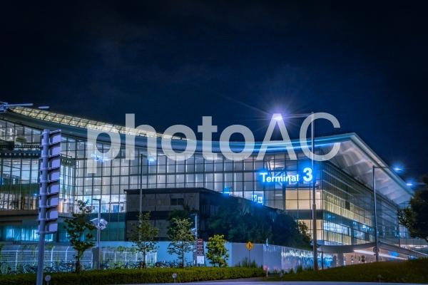 羽田空港 第3ターミナルの写真