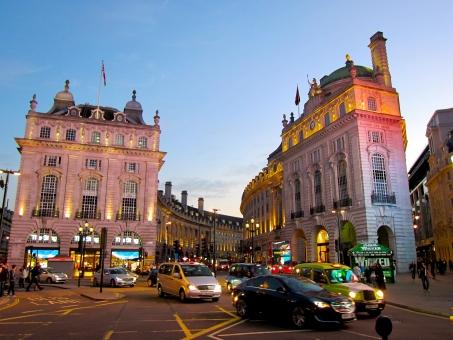 ピカデリーサーカス ピカデリー・サーカス piccadilly circus 海外 外国 街並 町並み london england