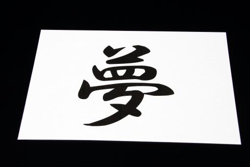 ゆめ ドリーム ユメ 叶う 日本語 ニホンゴ 日本 言葉 漢字 かんじ KANJI KOTOBA YUME yume Yume Dream DREAM dream 希望 願い 初夢 コトバ 海外 外国人 人生 願う 叶える japan JAPAN Japan