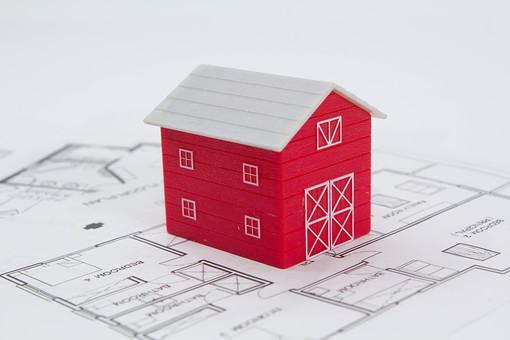 模型 お家 ハウス 窓 一軒家 屋根 住宅街 住まい くつろぎ ローン 資産 実家 空間 温もり 居場所 地図 マップ 自宅 新築 戸建て 赤 財産 引っ越し 街 近所