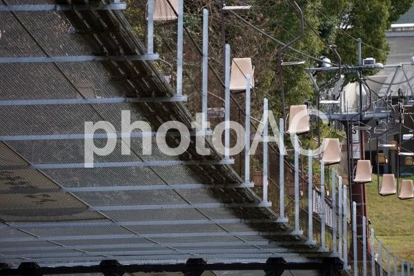 登山リフトの写真
