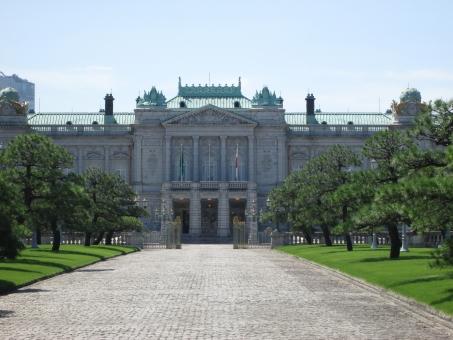 迎賓館 外交 歴史 建築 西洋風 モダン建築 パーティー 会議 会談 首脳会議 首脳会談 赤坂迎賓館 来客 貴賓 外賓 おもてなし
