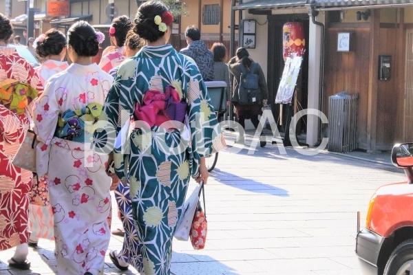 祇園花見小路の写真