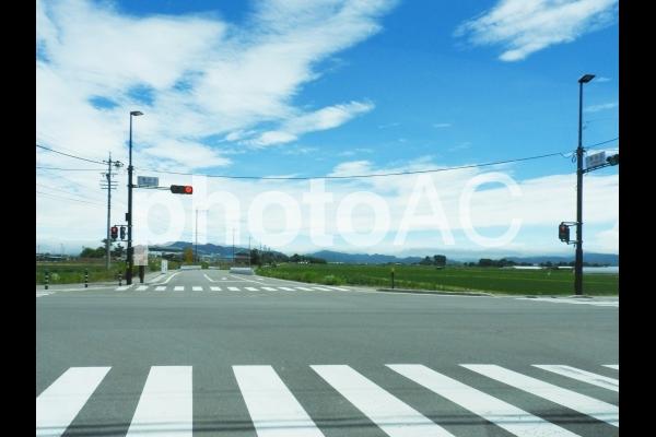 交差点02の写真