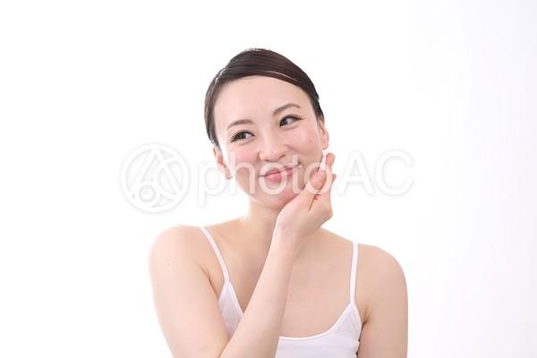 美容イメージ(女性)33の写真