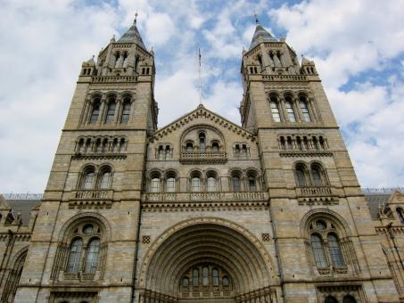 ロンドン自然史博物館 natural history museum ロンドン london イギリス england