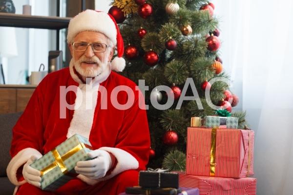 サンタクロース22の写真