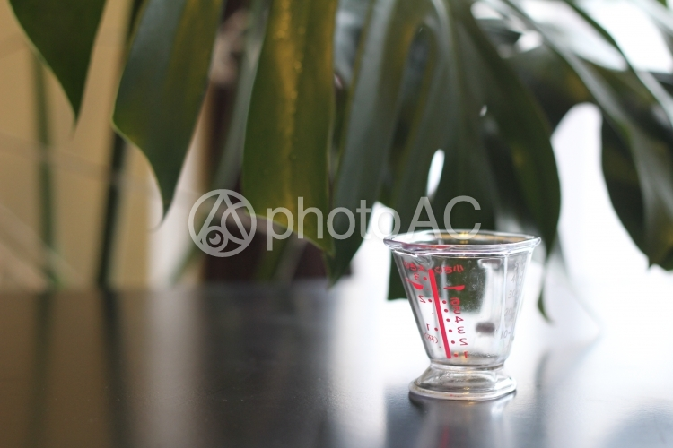 計量 カップ の写真