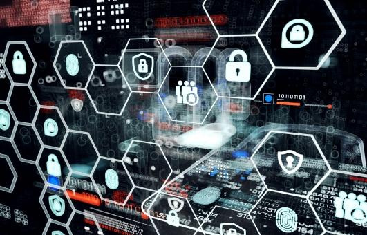 サイバーセキュリティーのイメージ4の写真