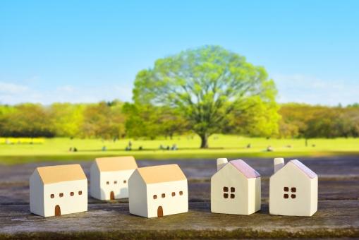 住宅のイメージの写真