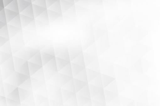 白の六角形抽象背景テクスチャ素材の写真