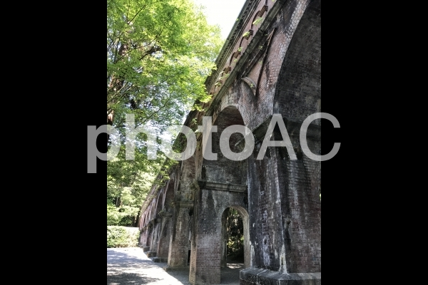 南禅寺 水路閣の写真