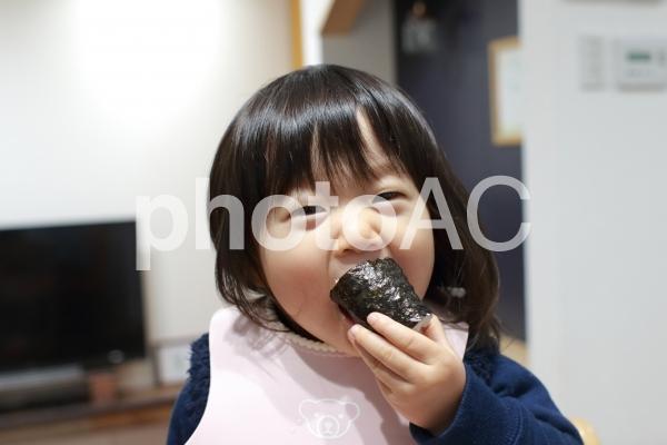 巻き寿司ぱくぱくの写真