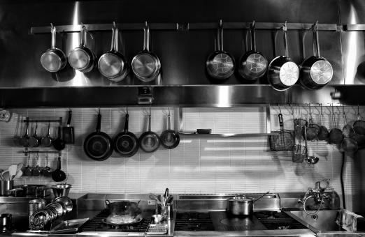 厨房 キッチン kitchen レストラン ダイニングバー フレンチ
