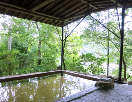 露天 風呂 入浴 屋外 栃木 那須 14 温泉