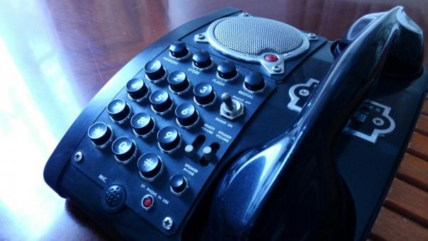 古い電話2の写真