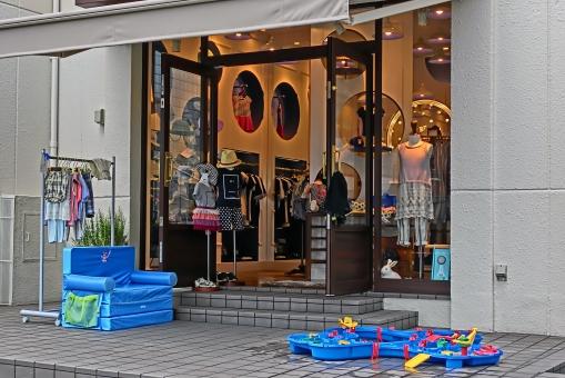 東京都 目黒区 自由が丘 子供服 おもちゃ 運河 風景