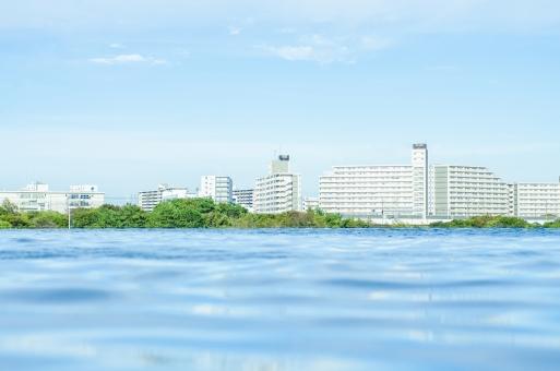 海上都市の写真