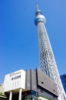 東京スカイツリー TOKYO SKY TREE Tokyo Sky Tree tokyo sky tree 浅草 634m 東京 観光 青空 青 空 あおぞら あお そら blue Blue 高い 高さ 水族館