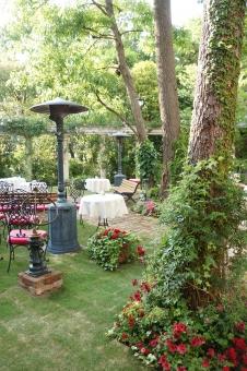 ガーデン 庭 洋風 森林 テラス パーティー 庭園