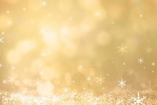 聖夜の輝きゴールドの写真