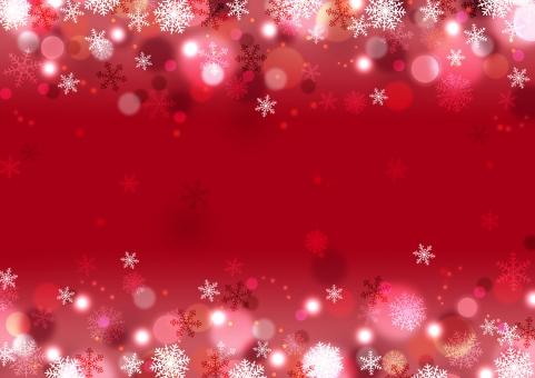 背景 背景素材 テクスチャ クリスマス Xmas 赤 ピンク 冬 雪 フレーム 枠 飾り枠 飾り イベント 壁紙 雪の結晶 キラキラ きらきら 光 輝き 文字スペース テキストスペース かわいい 幻想的 ふんわり 柄 模様