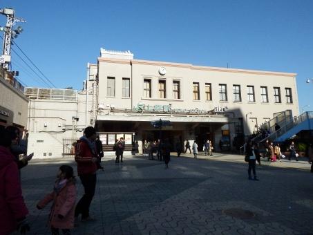 上野駅 広小路口 東京 東北線 常磐線 上野