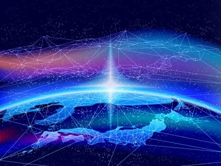 テクノロジービジネスの幕開け-グローバルネットワークの写真
