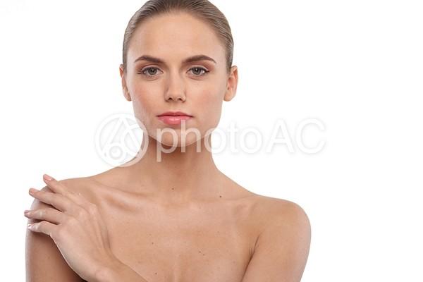 女性 ビューティーイメージ4の写真