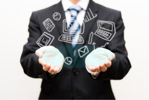 インターフェース ソーシャルネット メール イメージ コンピューター ブログ ネットワーク コントロール ホームページ インターネット パソコン it ビジネス 企業 モニター 男性 ドット スマートフォン 連絡 つながり 持つ データ 個人情報 スマイル ツール 文房具 電卓 計算 事務