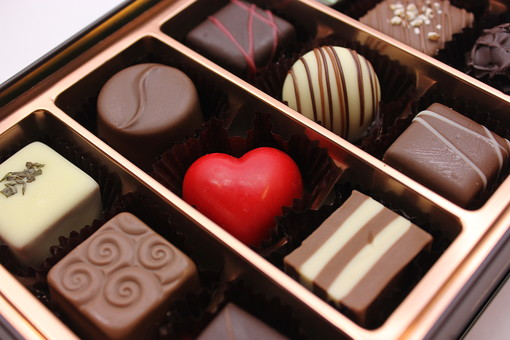 チョコアソート5の写真