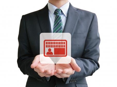ビジネス ビジネスマン マイナンバー 開発 セキュリティ 漏洩 流出 オフィス インターネット 免許証 カード タッチパネル アプリ ネットワーク ネット IT 情報 デジタル ダウンロード インストール 運転免許 スマホ スマートホン タッチ 免許 プレゼン アイコン 身分証明 アプリケーション 証明書