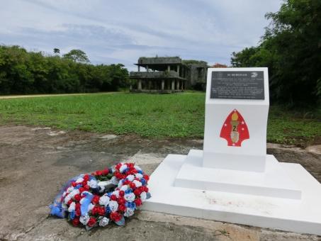 サイパン テニアン 戦跡 戦争 戦地 花 歴史 日本軍 大平洋戦争 戦場