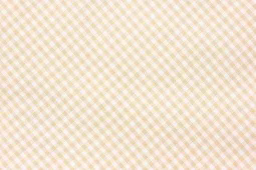 布 織物 チェック 格子 生地 綿 木綿 背景 背景素材 バック パターン バックグラウンド テーブルクロス 柄 模様 テクスチャ テクスチャー 素材 壁紙 テキスタイル 布地 チェック柄 ギンガムチェック カジュアル ナチュラル  肌色 ベージュ
