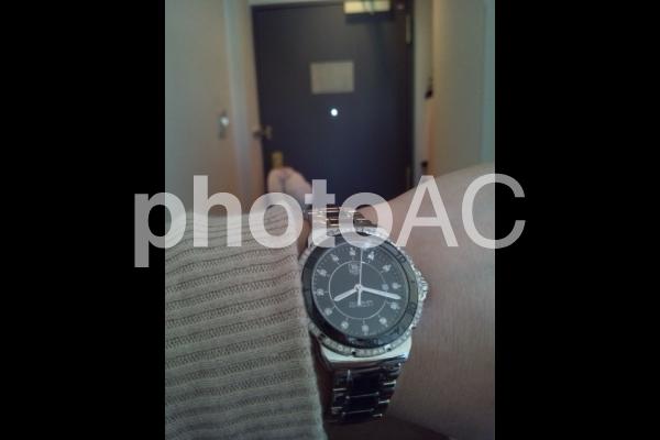 時間の写真