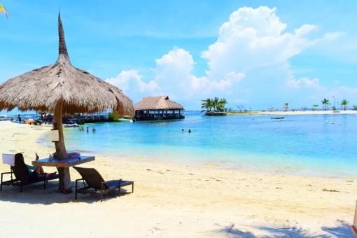 フィリピンのビーチの写真