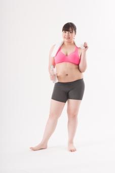 日本人 女性 ぽっちゃり 肥満 ダイエット 痩せる 痩せたい 目標 ビフォー アフター 太っている 太り