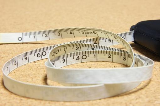 メジャー サイズ 測定 長さ 寸法 ウエスト ダイエット 健康 健康診断 身長 座高 測る メタボ 肥満 平均値 数値 標準 数字 体格 腰まわり センチメートル cm CM 計る ウエストサイズ 実寸 採寸 誤差 裾上げ 体形