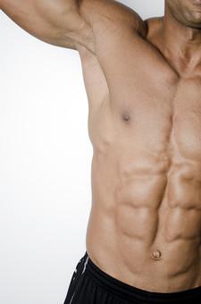 筋肉 マッスル ボディビルダー ボディ 体 人間 人体 男性 男 漢 強い 屈強 頑丈 スポーツ 筋力 筋トレ ボクシング ボクサー トレーニング スポーツジム アスリート ストイック ビルドアップ 憧れ ダイエット お腹 腹 腹筋 割れる 腕