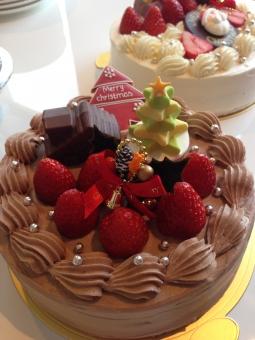 クリスマス ケーキ いちご 生クリーム プレゼント パーティー チョコ