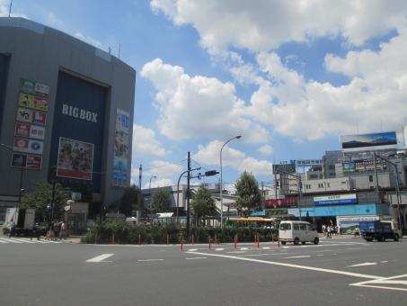 高田馬場 高田馬場駅 西武 山手線 東西線 新宿区 早稲田