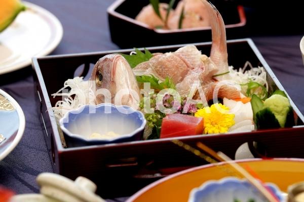 和食 料理 刺身の写真