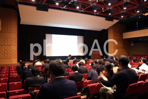 セミナー会場の写真