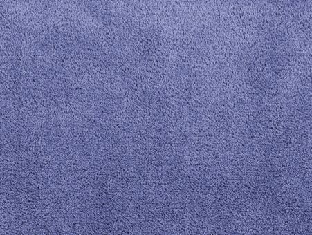布 ぬの フリース タオル 布素材 やわらかい 温かい 背景 テクスチャ 青 青紫 紫 むらさき パープル 藤色 ナチュラル 手芸 防寒 家 膝掛け ぬいぐるみ