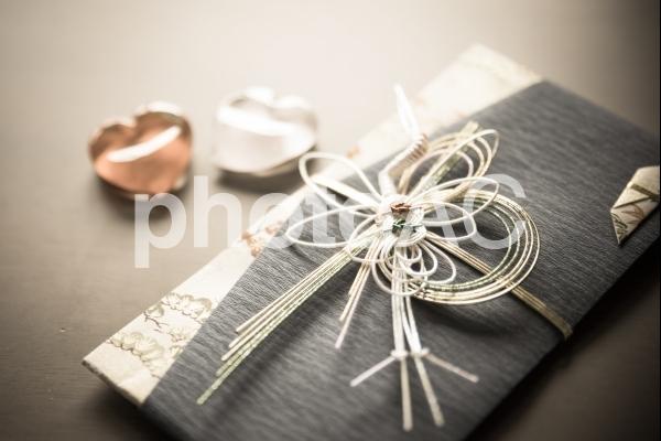 祝儀袋の写真
