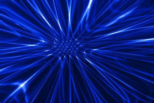 背景 テクスチャー バックグランド ラインイメージ 網羅するライン ブルー つながる 光るライン 宇宙イメージ シナプス ワープ 光速 疾走 エネルギー 待ち受け画面 ポストカード ブルーバック コピースペース 宇宙空間