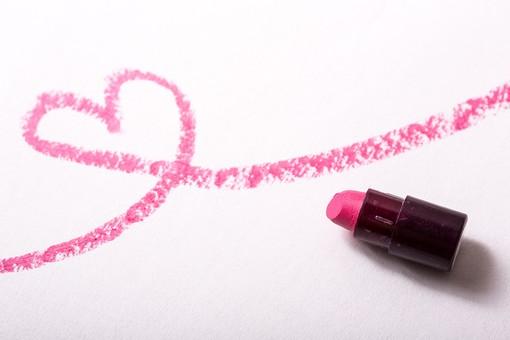 ピンク 落書き スケッチ お絵かき アート 口紅 ハート ラブ LOVE ラブラブ バレンタイン バレンタインデー ホワイトデー 愛 愛情 夢 恋 恋人 結婚 希望 好き 愛してる 告白 気持ち 思い 想い 幸せ 幸福 絆 ハッピー