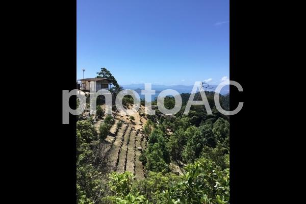 広島  宮島 弥山の写真