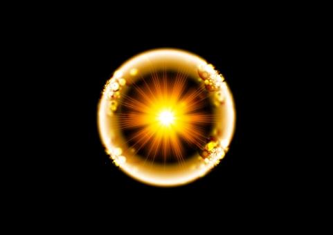[psd]小爆発2 レイヤー別の写真