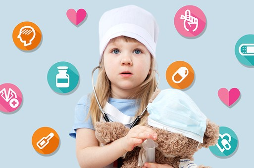 「お医者さんごっこ 外人の子供」の画像検索結果
